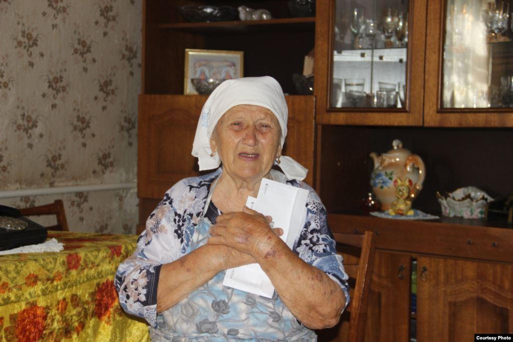 Родина Нестора Гулака отримує першу звістку від нього з 1943 року. Він так і не повернувся додому. Фото Віталій Гедз