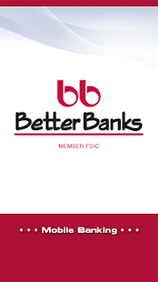 Better Banks Mobile - náhled
