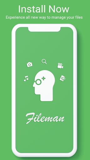 FileMan : File Manager & File Explorer  screenshots 1