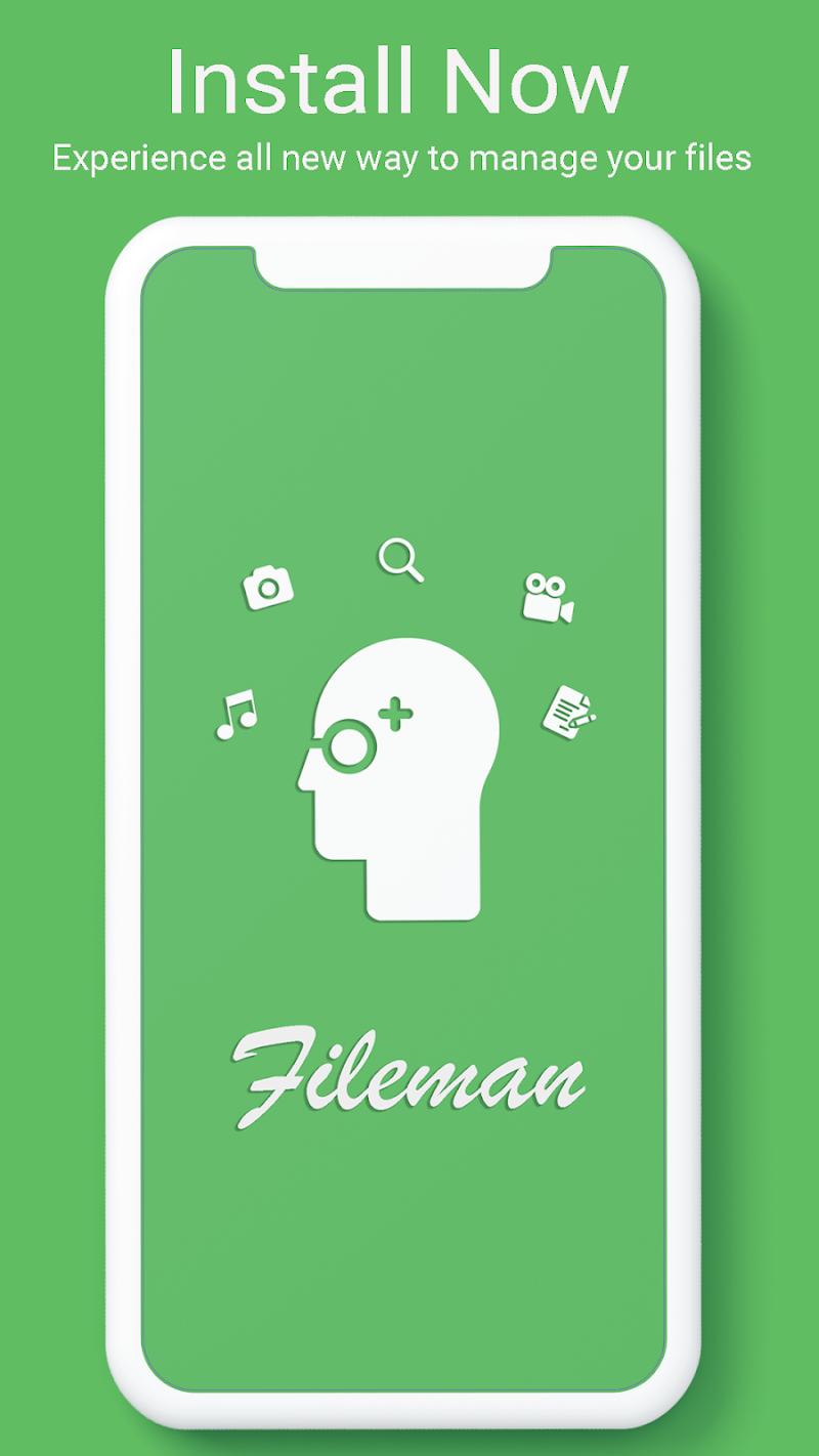 FileMan : File Manager & File Explorer APK Cracked Free Download