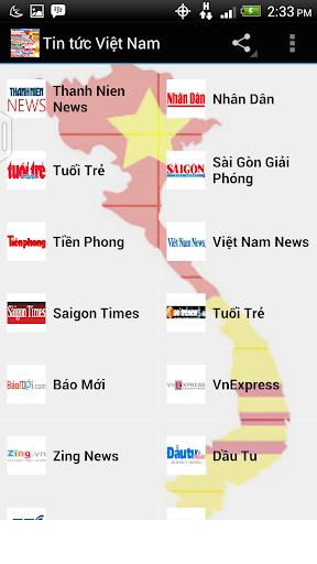 Tin tức Việt Nam