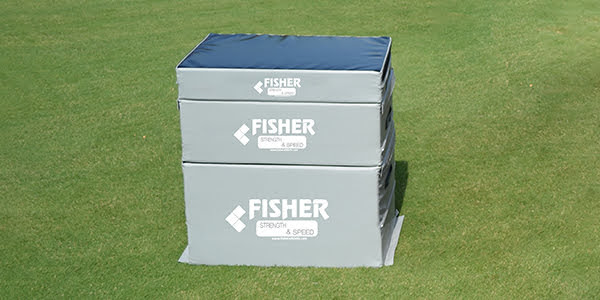 Set of 6, 12, and 18 Impact Plyo Boxes