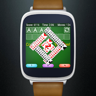 Solitaire Wear- screenshot thumbnail