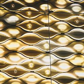 Pattern #1 by Rebecca Pollard - Abstract Patterns