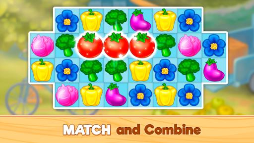Grannyu2019s Farm: Free Match 3 Game filehippodl screenshot 9