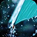 Cool Rainy Day 3D Locker Theme icon