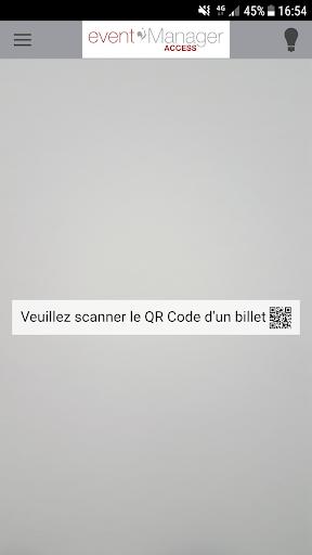 eventManager Access screenshots 1