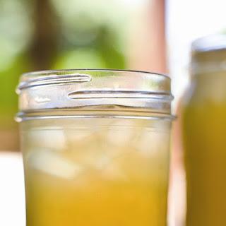 Agave-Sweetened Orange-Orange Pekoe Tea