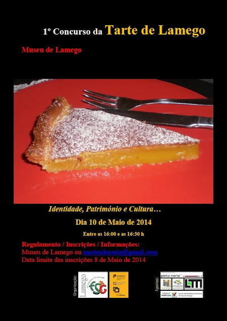 Mostra de Doçaria lança Concurso da Tarte de Lamego