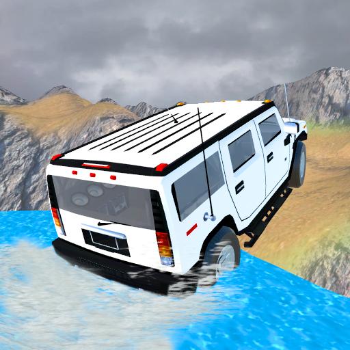 4x4卡车赛车越野冒险终极驱动器 模擬 App LOGO-硬是要APP