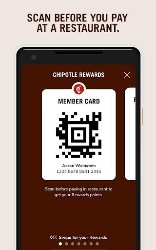 Chipotle 8.6.1 Screenshots 3