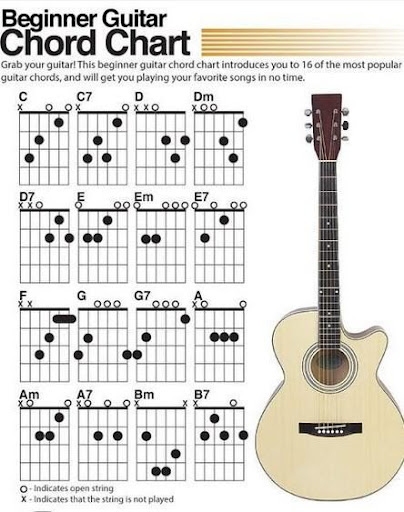 Learn Guitar Chord for Beginners APK download | APKPure.co