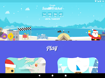 Google Santa Tracker APK screenshot thumbnail 9