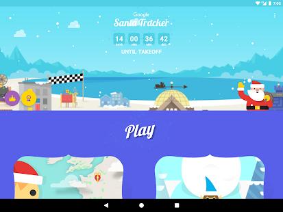 Google Santa Tracker 10