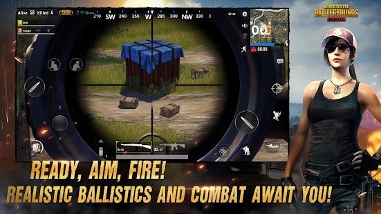 Tải Game PUBG Mobile