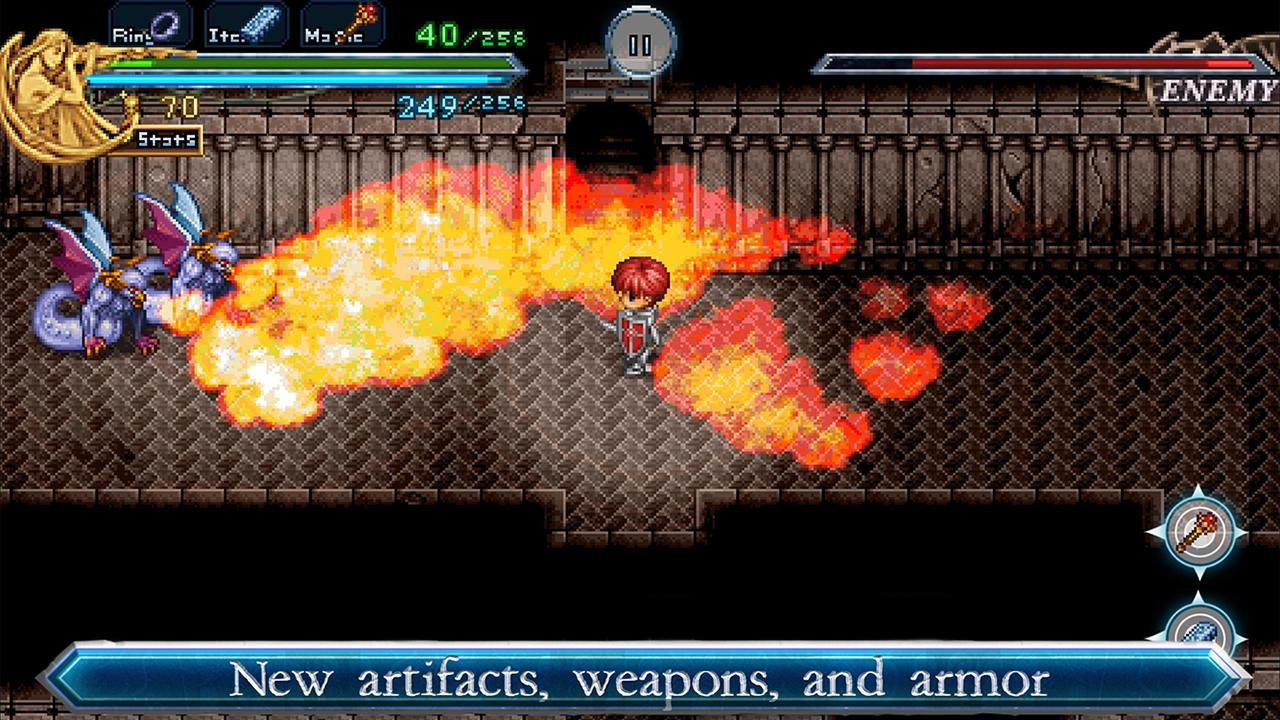 Ys Chronicles II screenshot #3