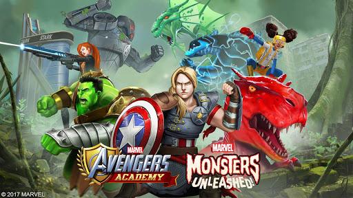 MARVEL Avengers Academy screenshot 11