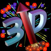 3d pyrotechnics