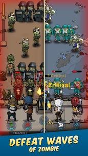 Zombie War: Idle Defense MOD APK 82 (Unlimited Diamonds/Gold) 3