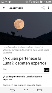 La Jornada- screenshot thumbnail