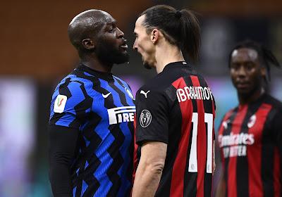 Le clash Ibrahimovic-Lukaku a été étudié par le procureur : pas de racisme de la part de Zlatan, suspension pour les deux joueurs ?