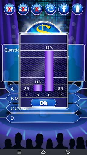Millionaire Quiz 2018 - Million Trivia Game Free 3.26 screenshots 5