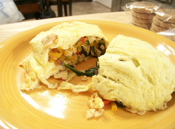 Healthy Omelet Recipe