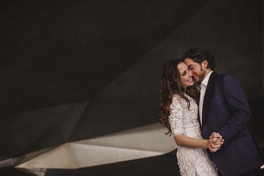 Wedding photographer Víctor Martí (victormarti). Photo of 22.02.2017