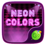 Neon Colors GO Keyboard Theme 1.85.5.1 Apk