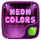 Neon Colors GO Keyboard Theme 1.85.5.1 Apk