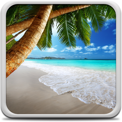 Tropical Beach Live Wallpaper Icon