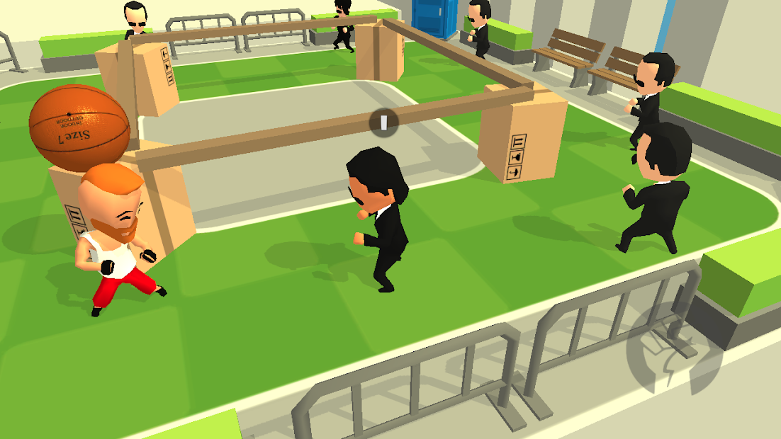 I, The One - Action Fighting Game Android App Screenshot