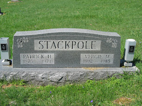 Photo: Stackpole, Patrick H. and Vergie M.