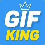 GIF King | Gif Maker and Editor , Video 2 GIF Icon