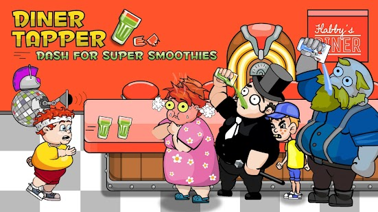 Diner Tapper: Dash for Super Smoothies - náhled