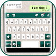 Sms Chatting New Keyboard Theme