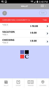 Cornerstone Community CU 2.0 - náhled
