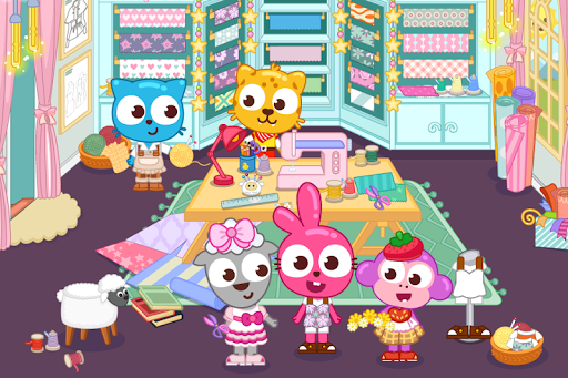 Papo Town screenshot 2