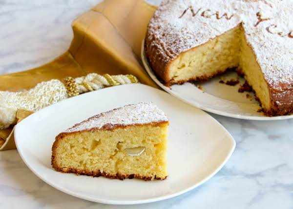 Greek New Years Cake Recipe