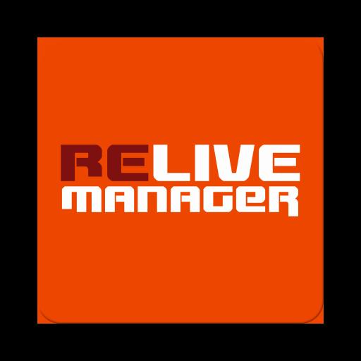 Relive Manager 運動 App LOGO-硬是要APP