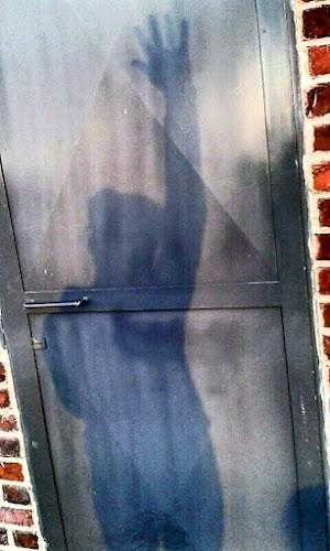 devil horns shadow di _Chiara_