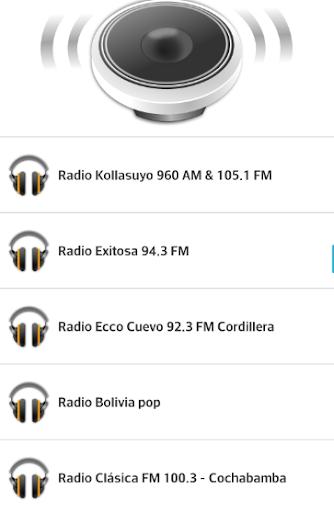 玩免費音樂APP|下載Radios De Bolivia app不用錢|硬是要APP