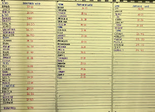 Photo: 31 Jul - 'Partner WOD' - 100cal Row, 100 Box Jump, 100 WallBall, 100 KettleBell Swing (24/16), 20 Rope Climb