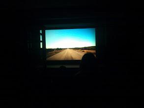 Photo: The premiere screening of onedotzero.