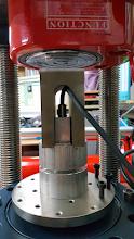 Photo: Hydraulic Press System (side view)