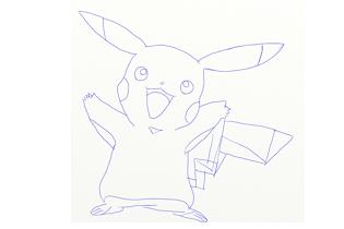 How To Draw Pika U - screenshot thumbnail 02