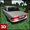 Steve driving Volga icon