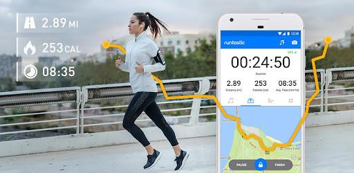 Runtastic Running App: Fitness, Jog & Run Tracker - Apps on