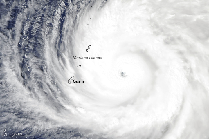 Mariana-Typhoon-Nasa
