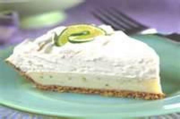 Florida Keys Key Lime Pie Recipe